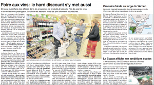 Ouest France septembre 2011 Ralph Saad R&S Corp